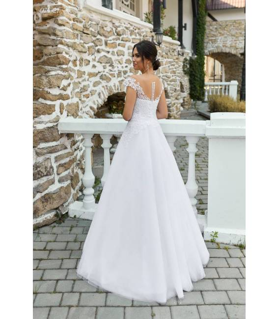 Brautkleid 07421